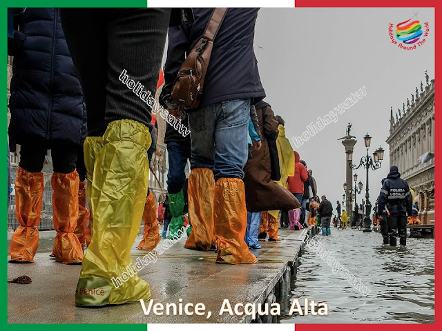 Tips when travelling to Venice