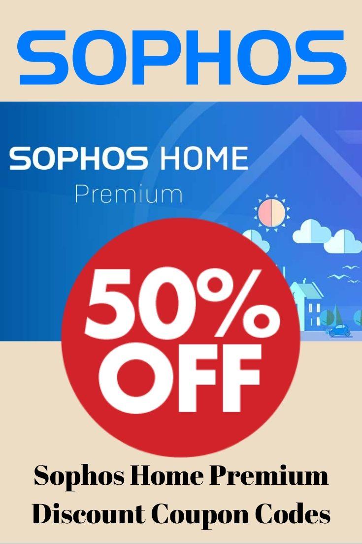 Sophos Home Premium discount coupon code