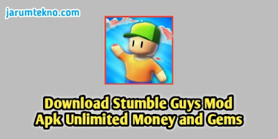 Download Stumble Guys Mod Apk Unlimited Money and Gems
