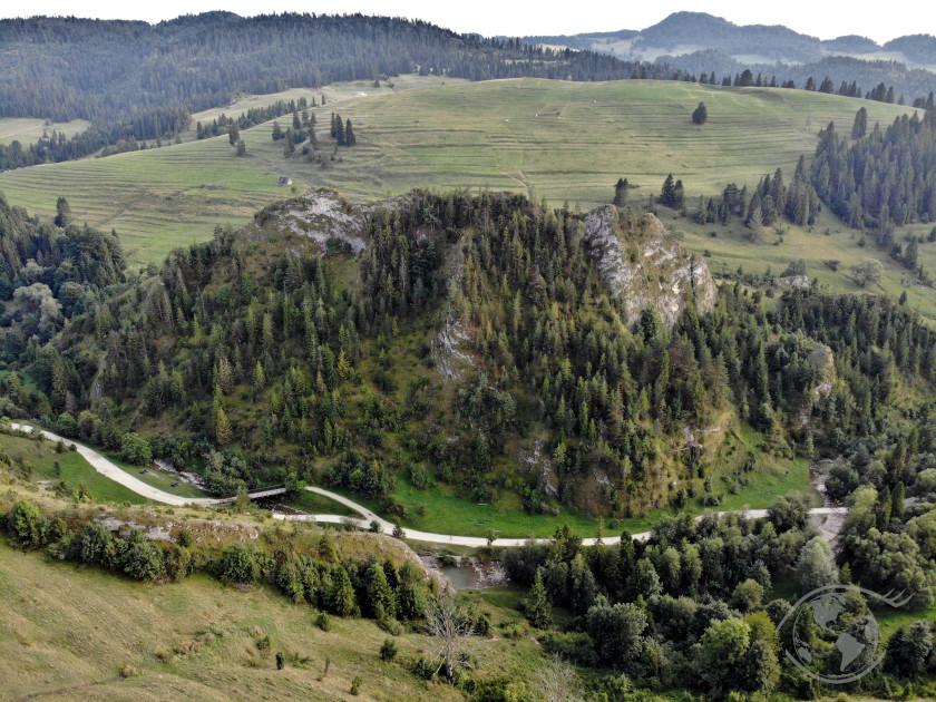 Wysoka i Radziejowa - dwa szczyty w jeden dzień i piękne widoki po drodze