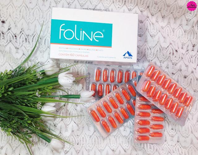 Resenha do suplemento de vitaminas e minerais Foline
