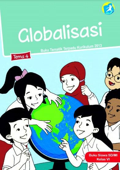 Buku Siswa Kelas 6 Tema 4 Revisi 2017 Kurikulum 2013