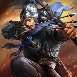แฮหัวเอี๋ยน (Xiahou Yuan 夏侯渊)