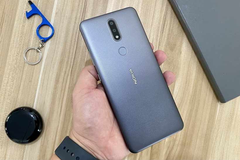 Nokia 2.4 Review + Unboxing: Battery