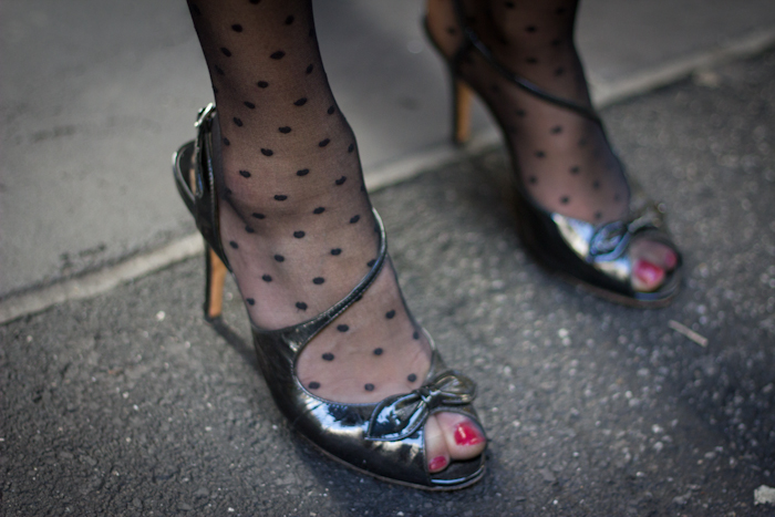Can You Wear Tights With Peep Toe Shoes