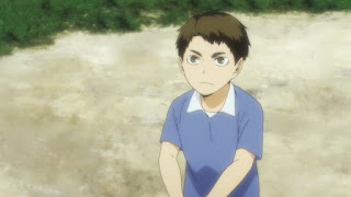 ハイキュー!! アニメ3期 | 牛島若利 幼少期 | Ushijima Wakatoshi Childhood | HAIKYU!!