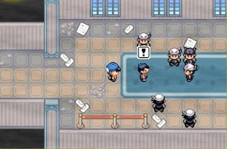 Pokemon Darkfire para GBA Combate Batalla Doble