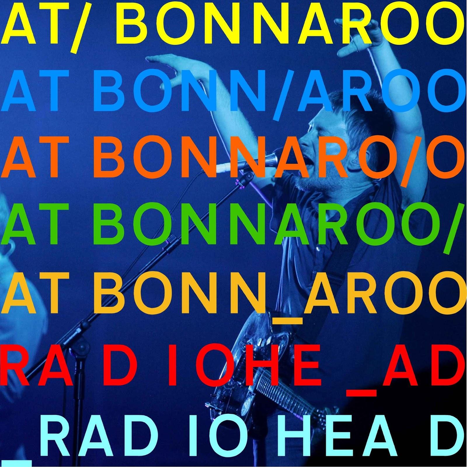 Resultado de imagen para Radiohead - Bonnaroo