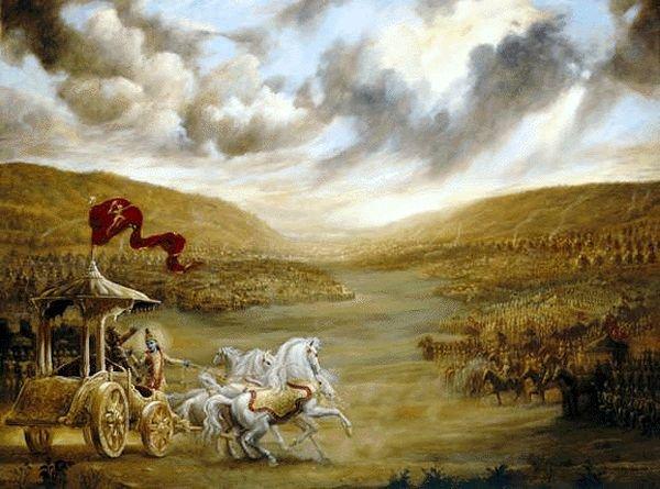 Mahabharata War tales