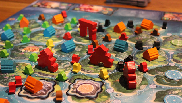 Yamatai in play