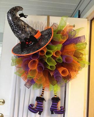 Decoracion de fiesta de halloween
