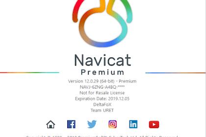 Navicat  Premium Full Crack İndir v12.0.29