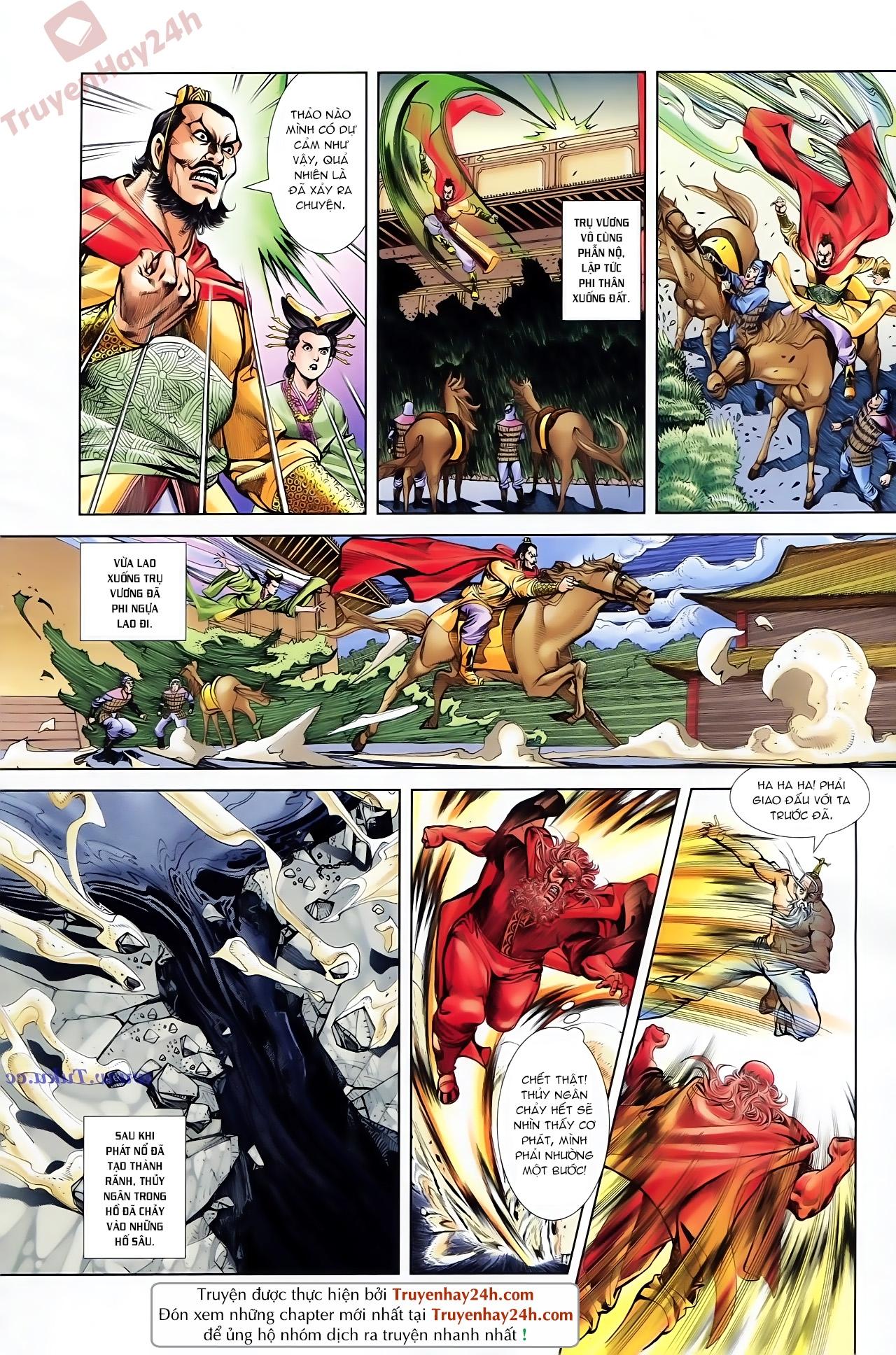Cơ Phát Khai Chu Bản chapter 83 trang 6