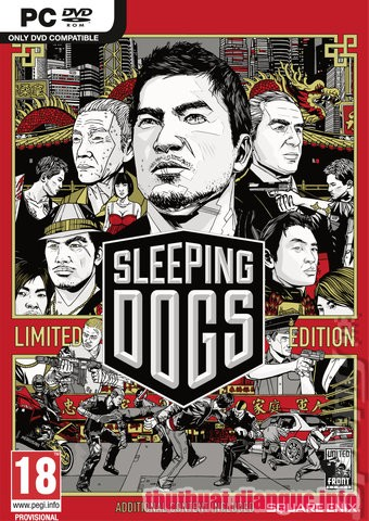 Download Game Sleeping Dogs ver 1.5 Full – Download Game Vô Gian Đạo Full crack