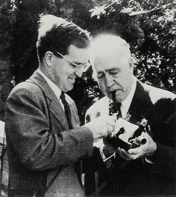 father son niels bohr aage bohr nobel prize father's day