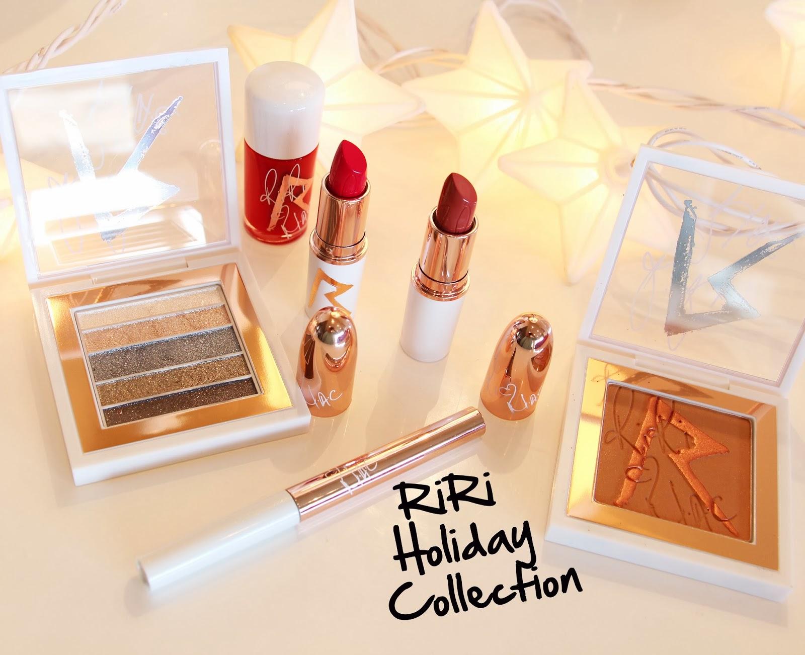 kandeej com: SNEEK PEEK: RiRi Hearts MAC Holiday Collection