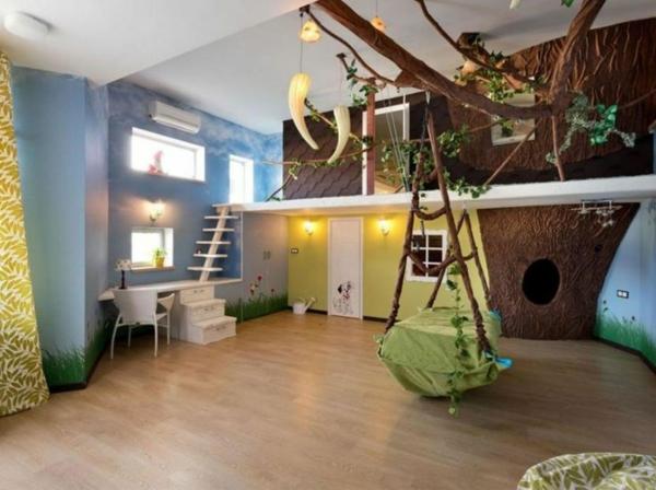 Wandgestaltung Kinderzimmer Pirat - Schöne Küche Design