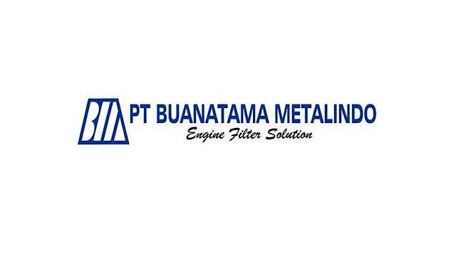 Lowongan Kerja PT Buanatama Metalindo Tangerang