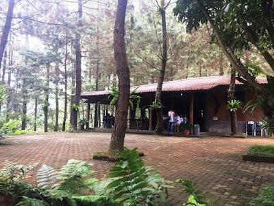 tempat lokasi retreat gereja di sekitar bogor