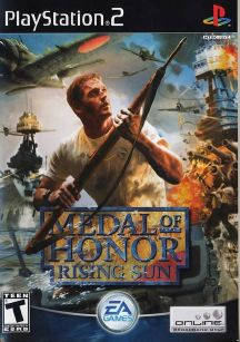 Medal of Honor Rising Sun PS2 ISO