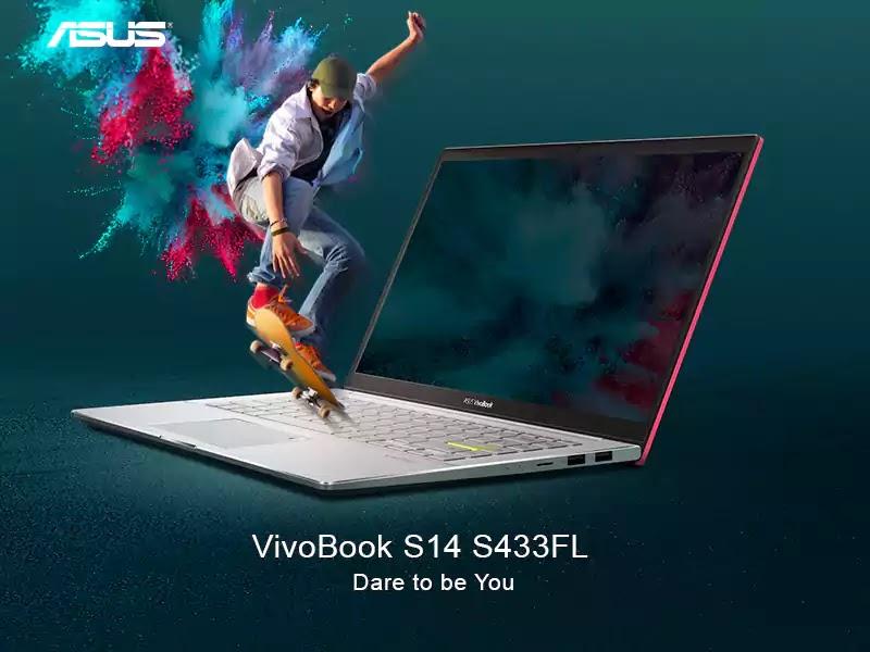 Ngeblog Kreatif Dengan Asus Vivobook S14 S433