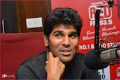 Allu Sirish at Red FM-thumbnail-3