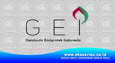 PT Genmuda Enviprotek Indonesia Pekanbaru