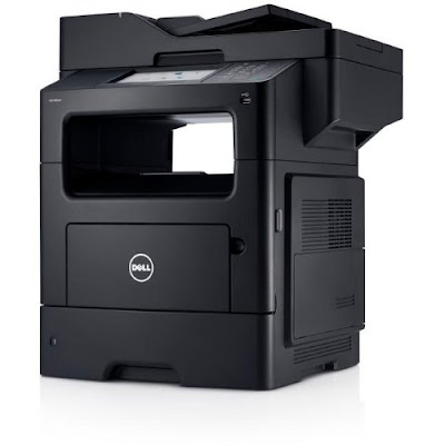 Scan too relieve your documents straight to e-mail or to 1 of  Dell B3465DNF Driver Downloads