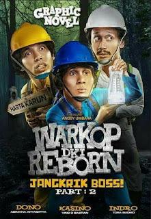 Download Warkop DKI Reborn: Jangkrik Boss! Part 2 (2017) Full Movie 360p, 480p, 720p, 1080p
