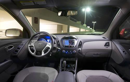 Best Cars Hyundai Tucson 2011 Review And Features