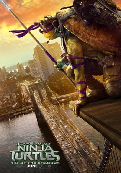 Teenage Mutant Ninja Turtles Out of the Shadows 2016 full movie HD