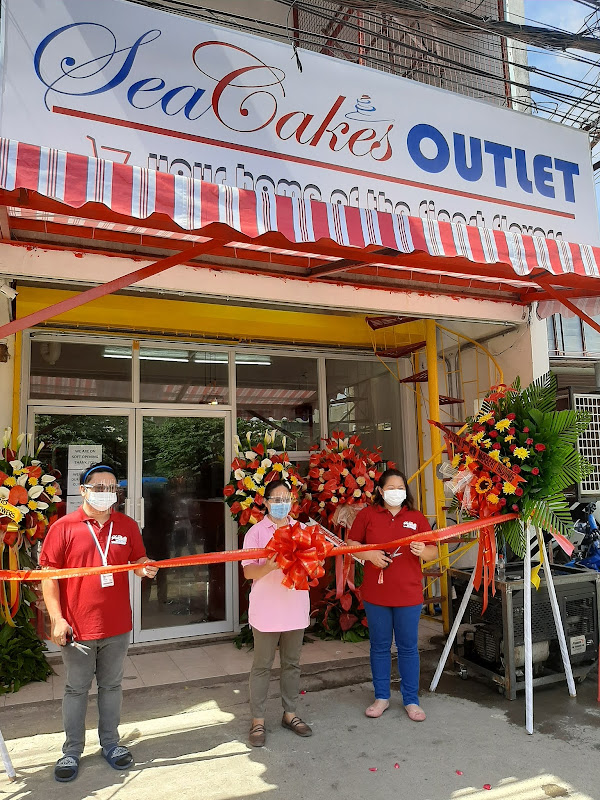 SeaCakes Outlet - a Complete Baking and Culinary Supplies Store Opens in CDO