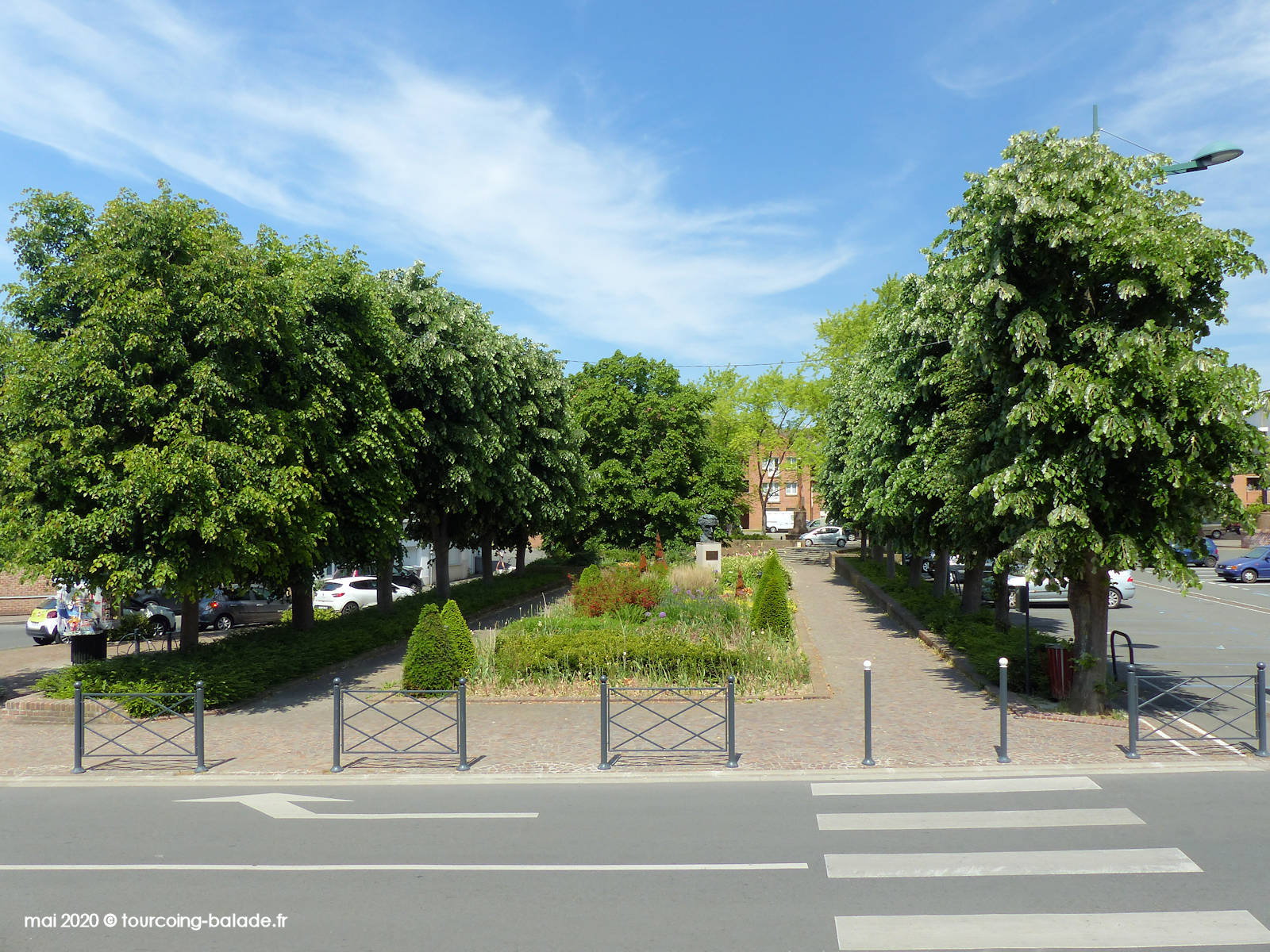 Square Van der Meersch, Wasquehal 2020