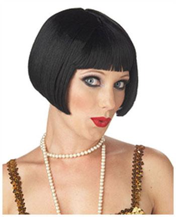 flapper hairstyles - fashion