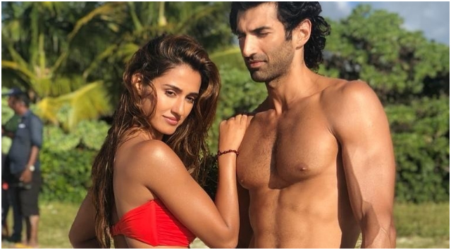 Here Are Some Unseen Pictures Of Disha Patani And Aditya Roy Kapur From Malang Sets Which You Have Definitely Missed