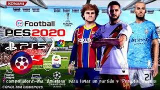 PES 2020 PPSSPP PARA ANDROID • COM NARRAÇÃO BR