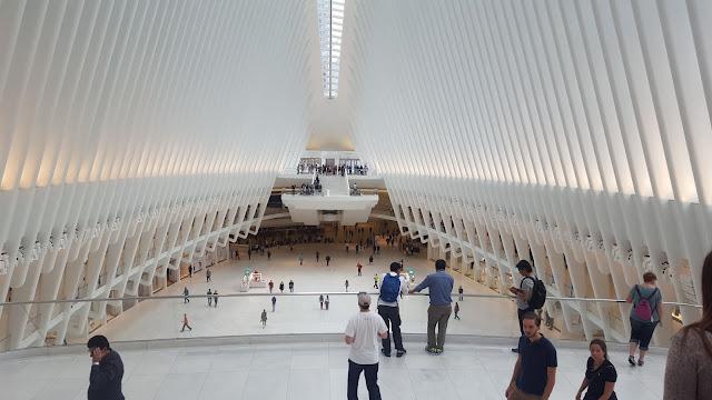 The Oculus, WTC, Calatrava, Wesfield Trade Center, Nueva York, New York, Manhattan, Elisa N, Blog Viajes, Lifestyle, Travel, TravelBlogger, Blog Turismo, Viajes, Fotos, Blog LifeStyle, Elisa Argentina