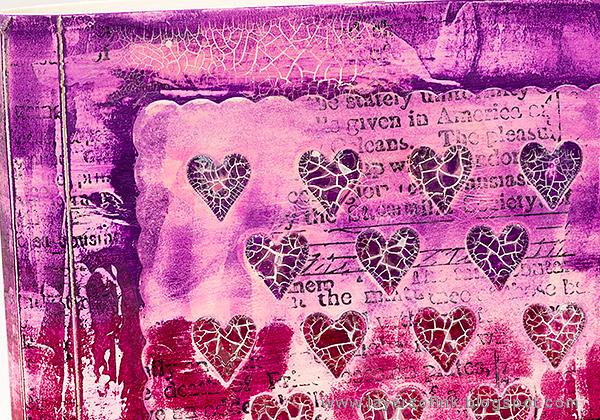 Layers of ink - Wrapped Journal Tutorial by Anna-Karin Evaldsson