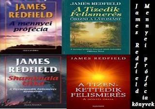 James Redfield könyvek, Mennyei prófécia sorozat