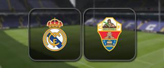 Реал Мадрид – Эльче где СМОТРЕТЬ ОНЛАЙН БЕСПЛАТНО 13 марта 2021 (ПРЯМАЯ ТРАНСЛЯЦИЯ) в 18:15 МСК.