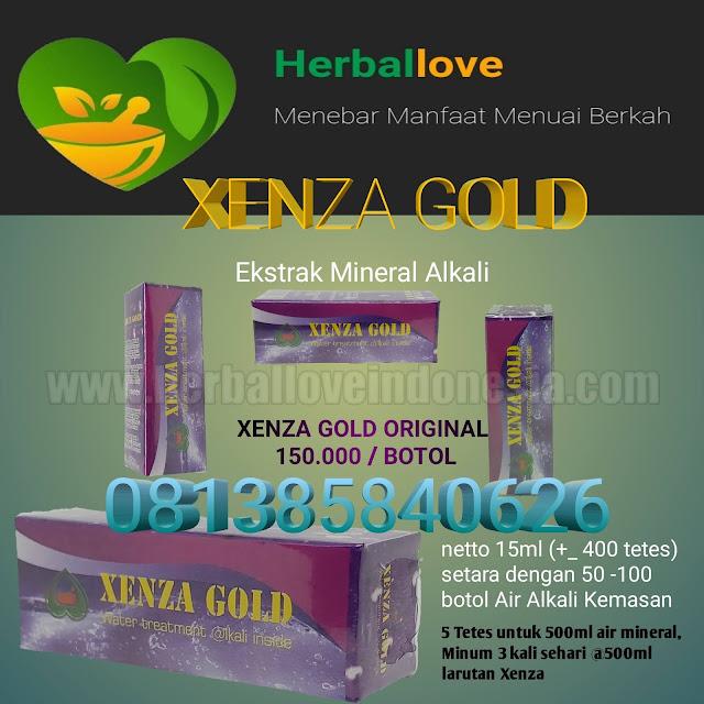 13 Manfaat Xenza Gold Bagi Kesehatan Tubuh Anda