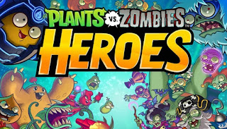 Plants vs. zombies heroes mod apk download
