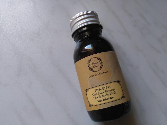Fresh Line Demetra Skin Salve Remedy Face & Body Wash