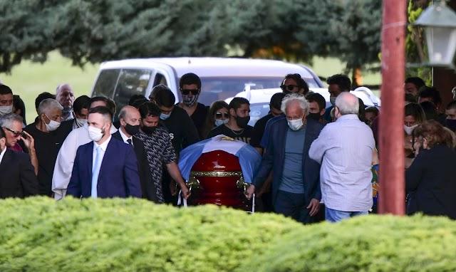 Maradona ya descansa en paz tras una multitudinaria despedida en Argentina