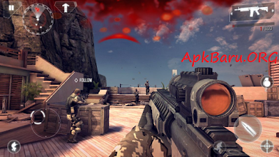 Modern Combat 5: Black Out v2.0.1b Mod Apk+Data