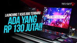 Monitor PC Asus Terbaru