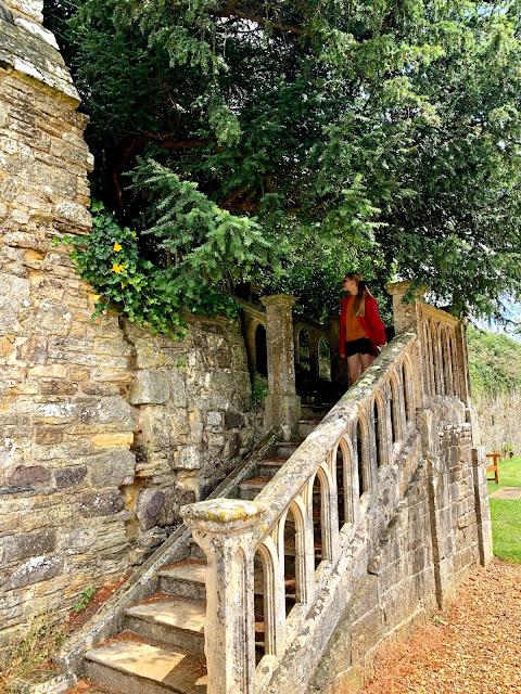 1066 Abbey and battlefield, Battle, UK