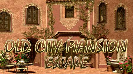 365Escape Old City Mansion Escape Walkthrough