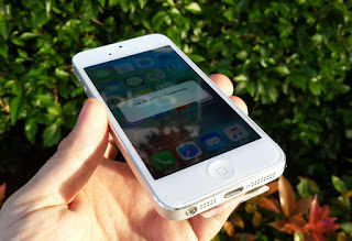 iPhone 5 32GB Seken Mulus Normal Fullset