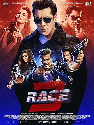 Race 3 (2018) Hindi Pre-DVDRip 700MB x264